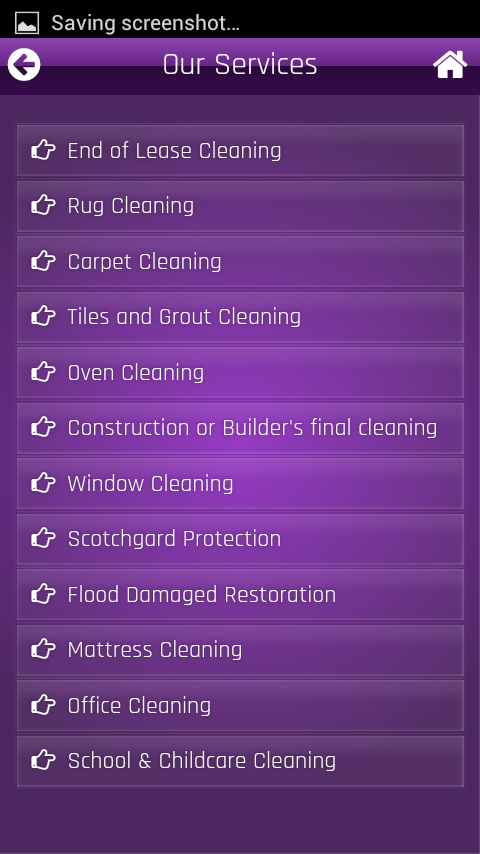 Get Clean ACT- screenshot