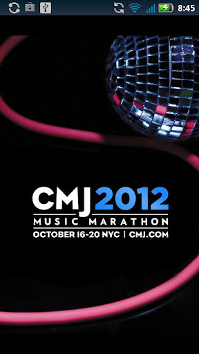 CMJ 2012