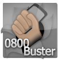 0800 Buster logo