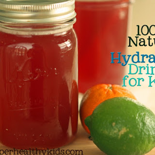 Natural Hydration Drink for Kids.