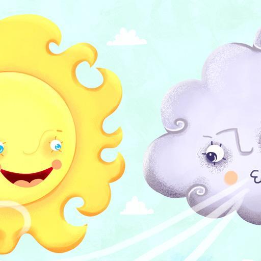 الشمس والرياح