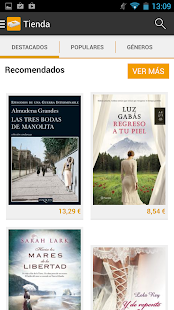 Fnac ebooks- screenshot thumbnail