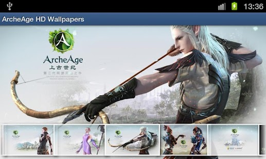 ArcheAge HD Wallpapers - screenshot thumbnail
