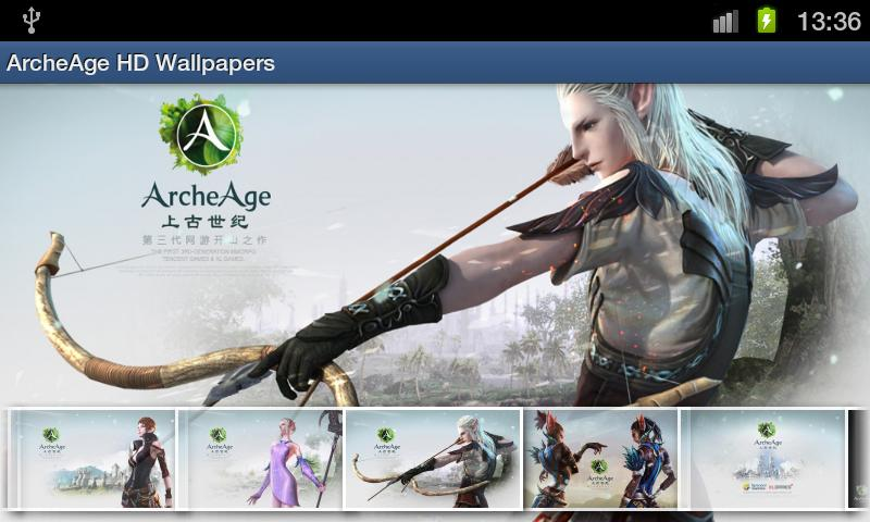 ArcheAge HD Wallpapers - screenshot