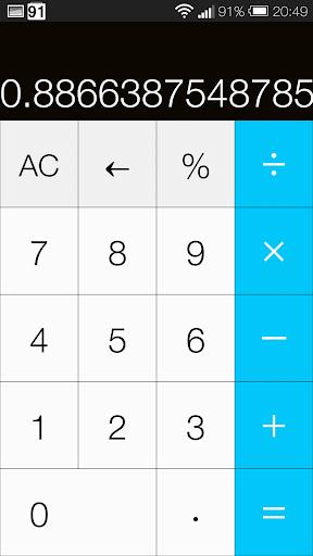 8 Calculator Pro