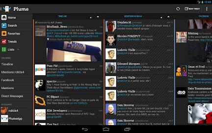 Plume for Twitter Screenshot 1