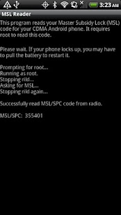MSL Reader- screenshot thumbnail