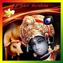 KRISHNA HQ Live Wallpaper icon