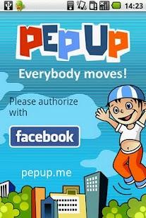 PepUp!- screenshot thumbnail