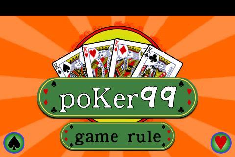 Poker 99 Single player