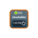 GTalk Status Widget icon