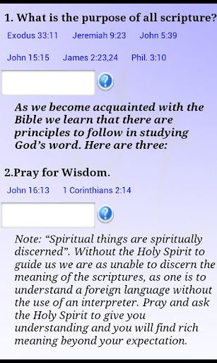 my Jesus-Bible Study