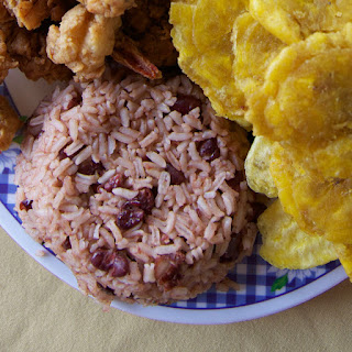 Resanbinsi (Rice and Beans with Coconut Milk) Recipe