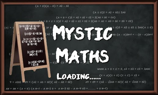 Brainy Mystic Maths Block Game - screenshot thumbnail