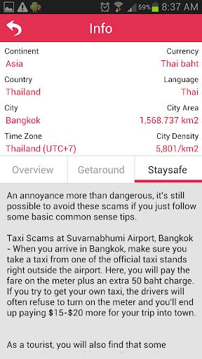 Bangkok Offline Guide