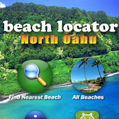 Beach Locator Pro North Oahu