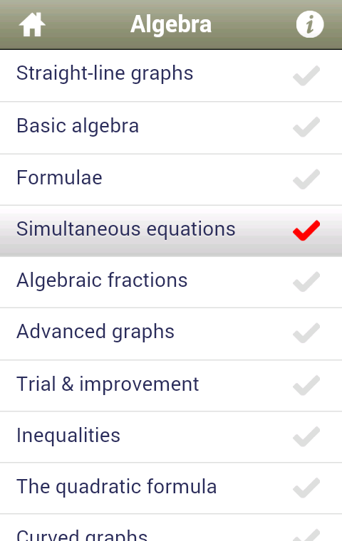 Maths GCSE Revision Edexcel- screenshot