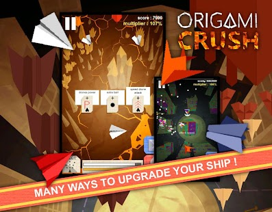 Origami Crush : Gamers Edition - screenshot thumbnail