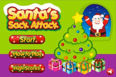 Santa's Sack Attack