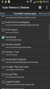Auto Memory Cleaner v1.2.1
