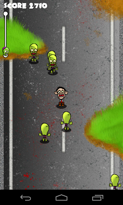 Little Zombie Smasher 2 - screenshot