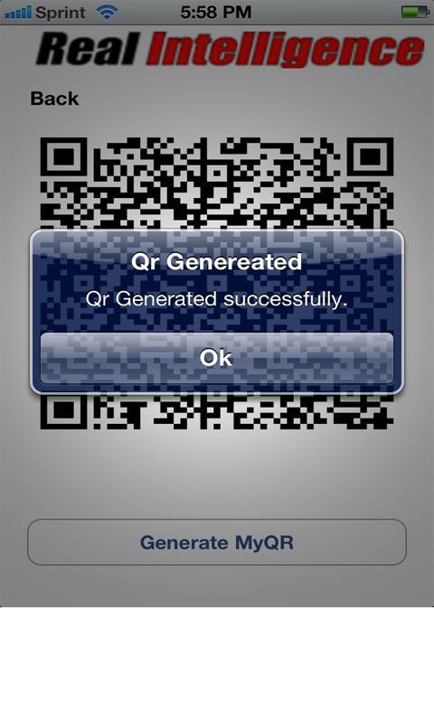 MyQR- screenshot