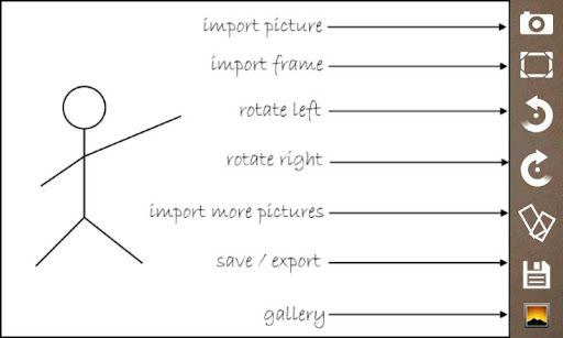 攝影必備APP下載 Life Photo Frames 好玩app不花錢 綠色工廠好玩App