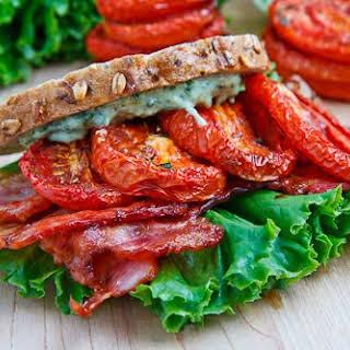Slow Roasted Tomato BLT.