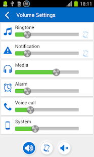 Volume Settings (Plugin)- screenshot thumbnail
