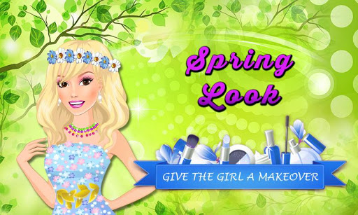 Spring Look - Dress Up Salon