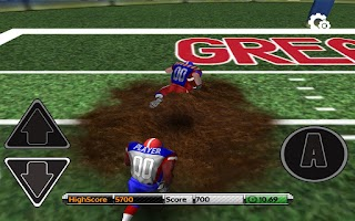 Screenshot of Gridiron Greats Return