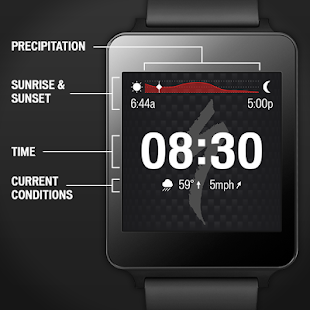 Specialized Bikes Watch Face- screenshot thumbnail