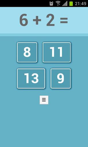 為孩子們的數學遊戲