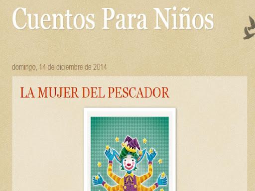 Cuentos Para Niños en Español