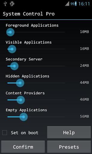 System Control Pro v1.3.1