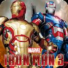 Homem de Ferro 3 LWP icon