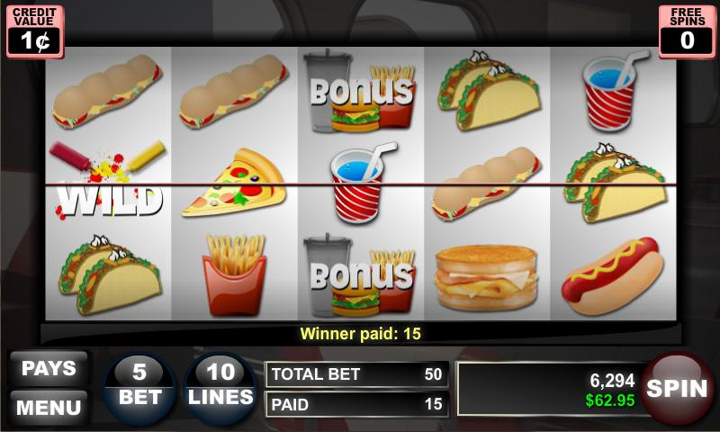 Fast Food Frenzy- screenshot
