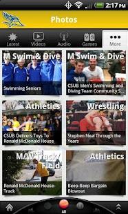 CSUB Athletics: Premium- screenshot thumbnail