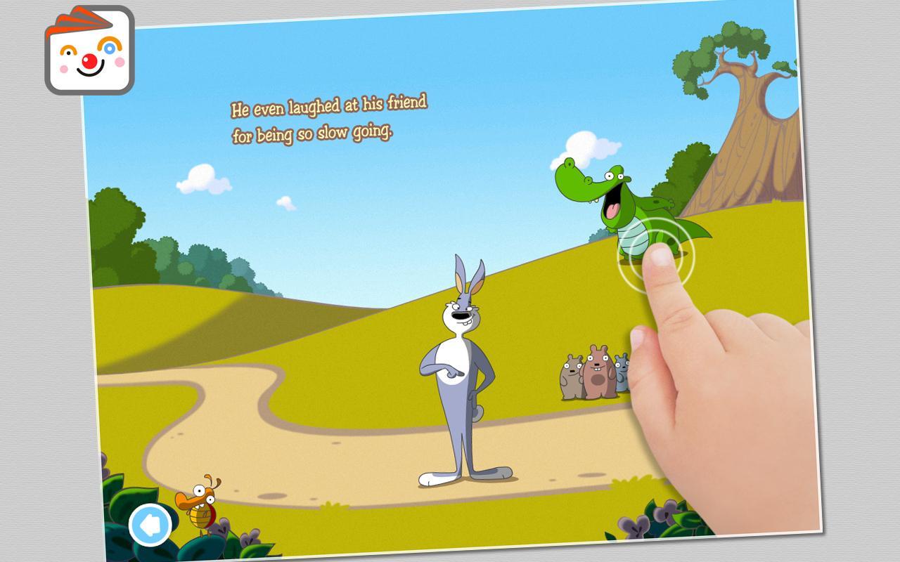 Children Stories - Rabbit Lite - screenshot