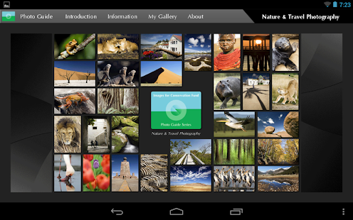 Photo Guide: Nature & Travel- screenshot thumbnail