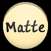 Matte Spel