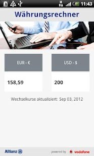 Allianz ReiseApp - screenshot thumbnail