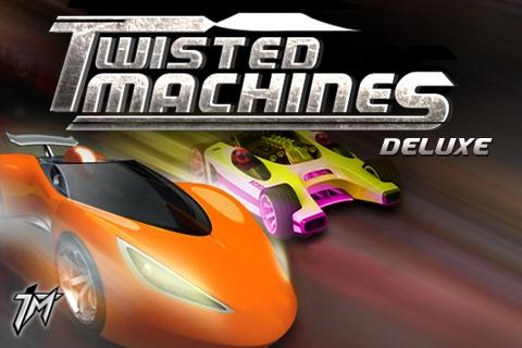 Twisted Machines DE Trail