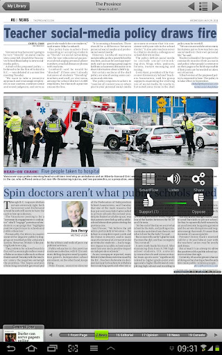 The Province ePaper
