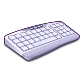 Hard Key Soft Keyboard