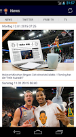 Screenshot of Beko BBL