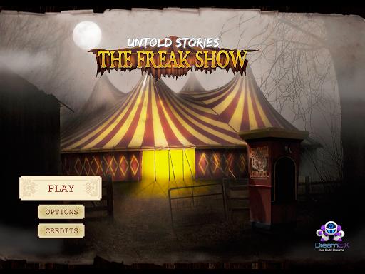 Untold Stories: The Freak Show