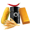 Commodity Asia icon