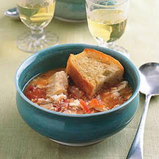 Spicy Fish Stew.