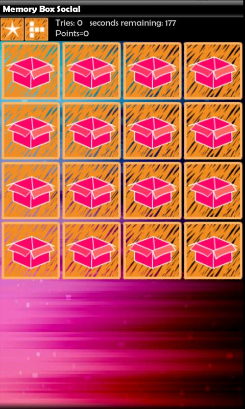Memory Box Puzzle Memoria - screenshot